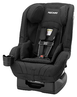RECARO Roadster Convertible Car Seat in Midnight Brand New Free Shipping!!
