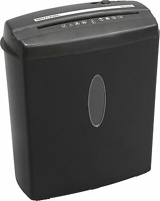 Sentinel 12-Sheet High Security Cross-Cut Paper/Credit Card Shredder FX121B NEW