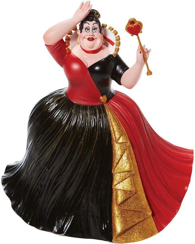 Disney Showcase Queen of Hearts Couture de Force Figurine
