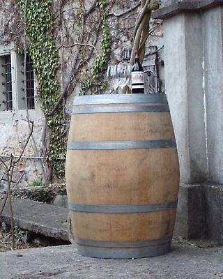 Holzfass, Fass, Barrique Eichenfaß gebraucht Weinfass Stehtisch Weinkeller 225 L online kaufen