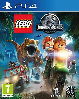 Lego Jurassic World (PS4) Brand New & Sealed - UK PAL