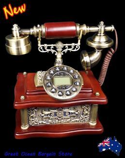 Antique Style Telephone GOT03