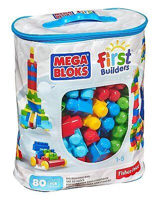 Building Toy Blocks Educational Plastic Children Kids Learning NEW FREE SHIP