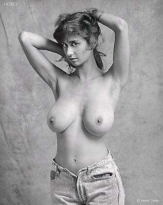 Fine Art Black & White Nude, Natalie 35661.06, signed photo by Craig Morey
