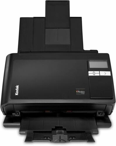 Kodak i2600 Desktop Sheetfed Double-Sided Color Document Scanner USB