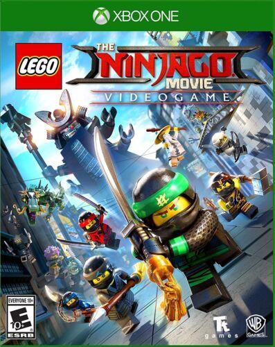 LEGO Ninjago Movie Video Game Xbox One 1000648798