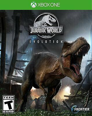 Jurassic World Evolution Xbox One - NEW FREE US SHIPPING