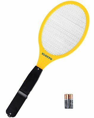Elucto Electric Bug Zapper Fly Swatter Zap Mosquito Best for indoor and
