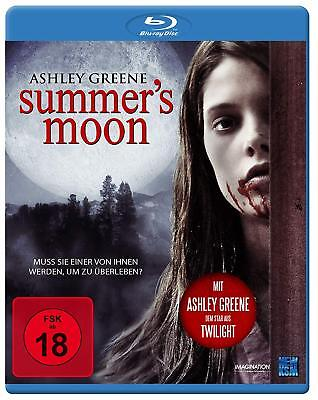 Summer's Moon ( Horror-Thriller ) mit Ashley Greene, Peter Mooney BLU-RAY