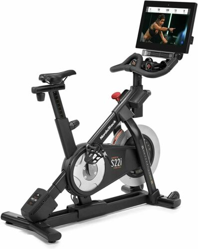 Nordictrack Commercial S22i Studio Cycle 1 Year iFit Free