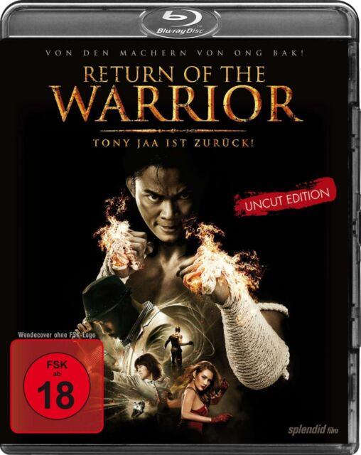 Return of the Warrior - Uncut Edition [Blu-ray] Tony Jaa is back! * NEU & OVP *