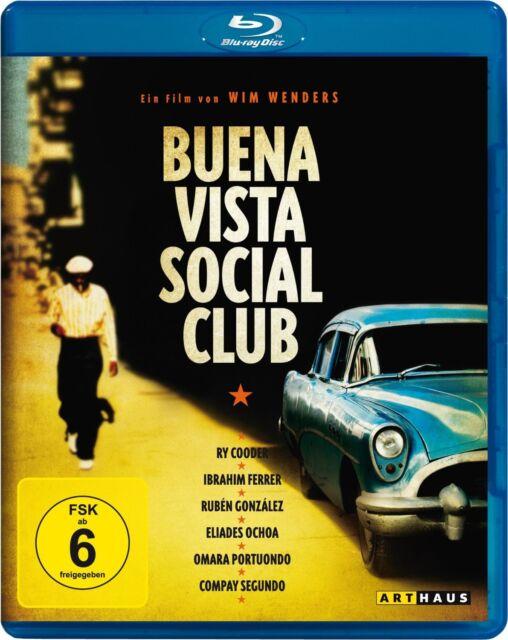 Buena Vista Social Club (OmU) [Blu-ray] Wunderbare Dokumentation! * NEU & OVP *
