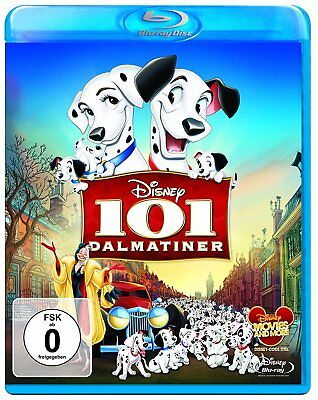 101 Dalmatiner   - Blu-ray - NEU/OVP  - Disney
