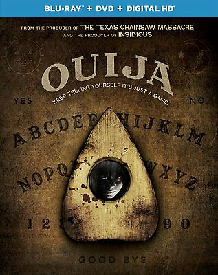 Supernatural Halloween Movies (OUIJA DVD Movie Horror Supernatural Occult Demon Devil Satan Gothic Halloween)