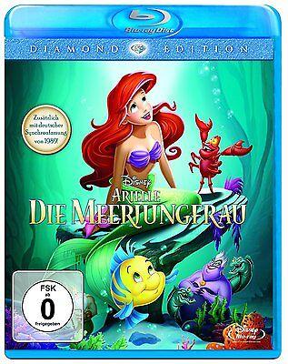 Arielle, die Meerjungfrau  - Blu-ray  - NEU/OVP - Disney ()