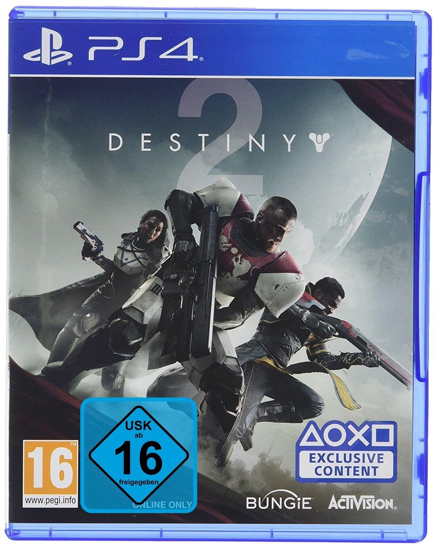 Destiny 2  PS4 Playstation 4 Spiel  NEUWARE OVP