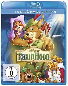 ROBIN HOOD - BLU RAY - NEU & OVP - Walt Disney Jubiläumsedition
