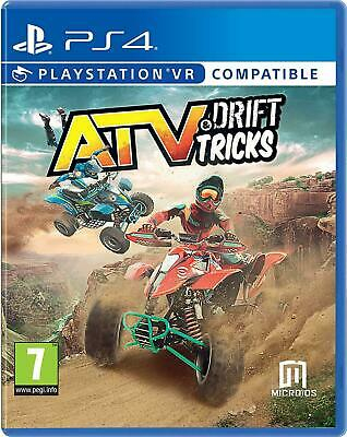ATV Drift & Tricks PS4 PlayStation
