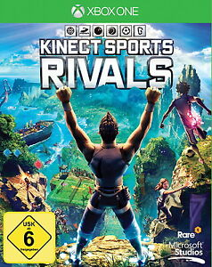 Kinect Sports: Rivals (Xbox One) NEUWARE, ORIGINAL VERSCHWEIßT, DEUTSCHE VERSION