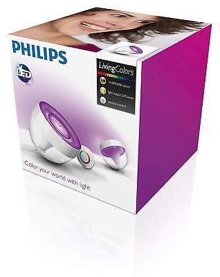 Philips Hue LivingColors Iris Clear 70999/60PH 10W LED Lampe Fernbedienung OVP online kaufen