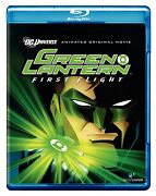 Green Lantern First Flight Blu Ray