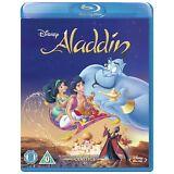 ALADDIN (1992) Robin Williams Blu-Ray BRAND NEW Free Ship