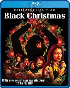 BLACK CHRISTMAS (Olivia Hussey) - BLU RAY - Region A - Sealed