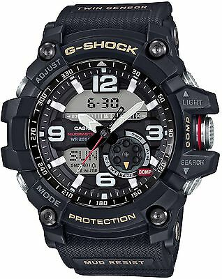 CASIO G-SHOCK MASTER OF G MUDMASTER GG-1000-1AJF MENS