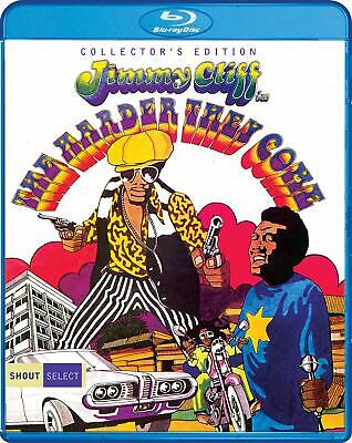 The Harder They Come Blu-ray Shout Factory August 2019 Collectors Edition 3 Disc