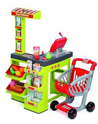 Simba Smoby Supermarket- Green