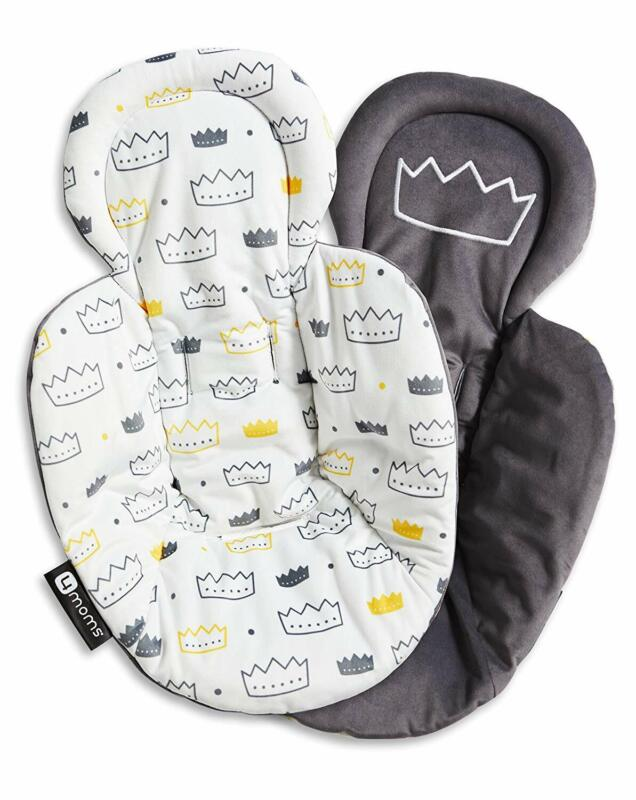 4moms Reversible mamaRoo Infant Baby Newborn Seat & Swing Insert Little Royal