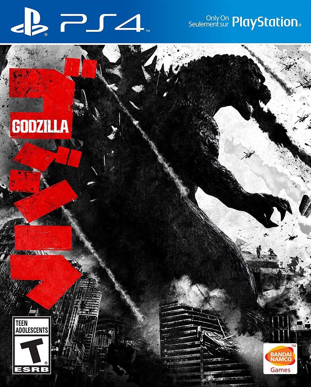 Bandai Godzilla [playstation 4 Ps4 Exclusive Rampage Dest...