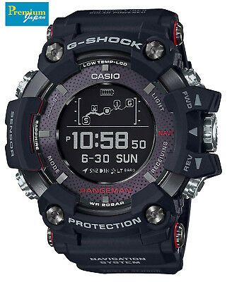 Casio GPR-B1000-1JR G-SHOCK RANGEMAN GPS Men's Watch Japan Domestic Version New for sale  Shipping to Canada