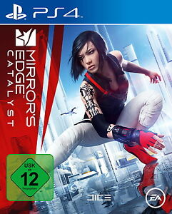 Mirror&#039;s Edge: Catalyst (Sony PlayStation 4, 2016) - <span itemprop='availableAtOrFrom'>Ginsheim-Gustavsburg, Deutschland</span> - Mirror&#039;s Edge: Catalyst (Sony PlayStation 4, 2016) - Ginsheim-Gustavsburg, Deutschland