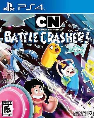 $40.62 - Cartoon Network Brawler - PlayStation 4 Brand New Ps4 Games Sony Factory Sealed