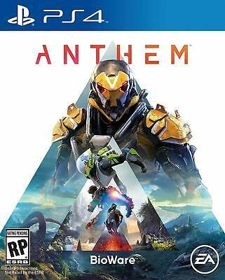 PS4 - Anthem (Sony, Playstation 4)
