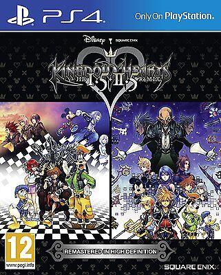 Kingdom Hearts HD 1.5 & 2.5 I.5 II.5 ReMIX | PlayStation 4 PS4 New (5) segunda mano  Embacar hacia Mexico