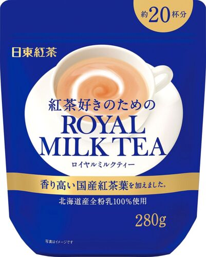 Nitto Kocha Instant Royal Milk Tea 280g Shipping from Japan