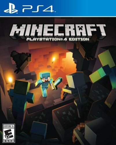 Sony 3002088 Minecraft: PlayStation 4 Edition Favorites Pack