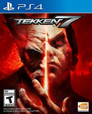 Tekken 7 - Sony PlayStation 4 (PS4 Game) - Brand New