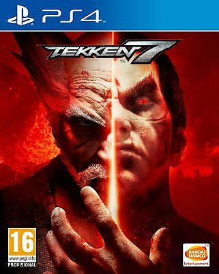 Tekken 7 (PS4) Brand New & Sealed UK PAL Free UK Shipping  & Quick Dispatch