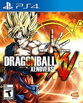 $25.30 - Dragon Ball Xenoverse - PlayStation 4 Ps4 Games Sony Brand New Factory Sealed