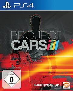 Project Cars (Sony PlayStation 4, 2015, DVD-Box) - Wiener Neustadt, Österreich - Project Cars (Sony PlayStation 4, 2015, DVD-Box) - Wiener Neustadt, Österreich