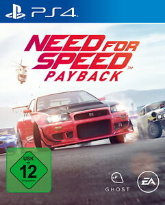 NfS Need for Speed Payback (PS4 Racing) (NEU & OVP) (Blitzversand)