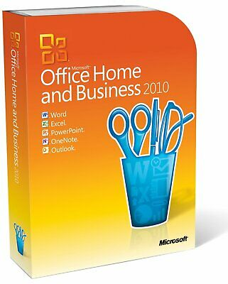 Microsoft Office 2010 Home and Business ESD Vollversion Download