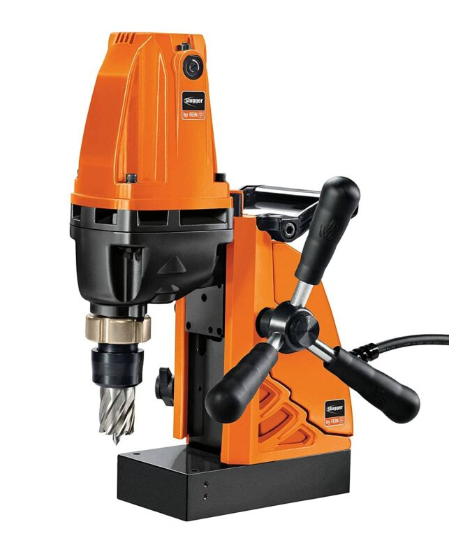 Slugger by FEIN JHM Series ShortSlugger Magnetic Base Drilling Unit