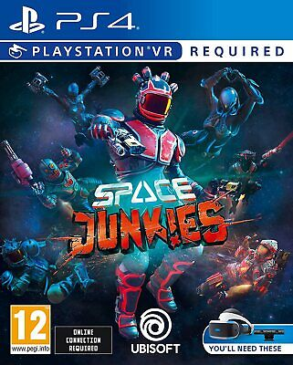 Space Junkies (VR Required) Playstation 4 PS4 **FREE UK POSTAGE!!**