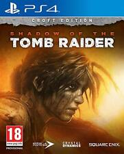 Square Enix Shadow of the Tomb Raider Croft Edition (PS4)
