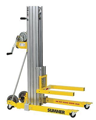 New Sumner 784750 12 Portable Contractor Material Lift