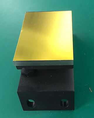 Mounted Yellowgold Optic Laser Mirror 2x3